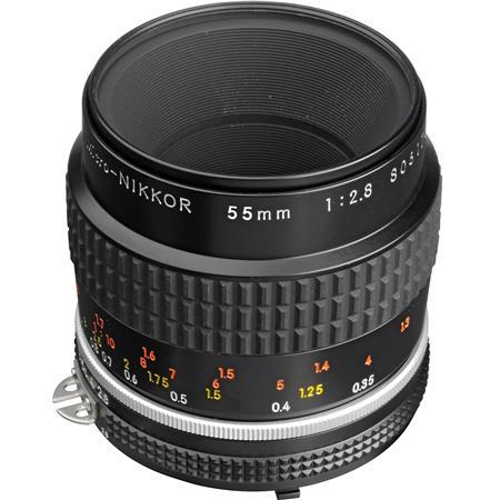 Nikon 55mm F/2.8: Picture 1 regular