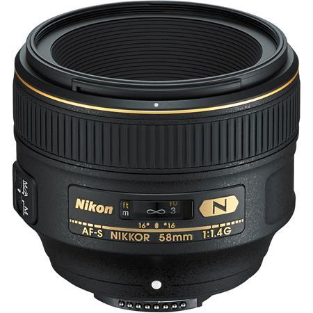 Nikon 58mm f/1.4: Picture 1 regular