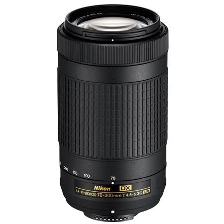 Refurb Nikon AF-P DX NIKKOR 70-300mm f/4.5-6.3G ED Lens