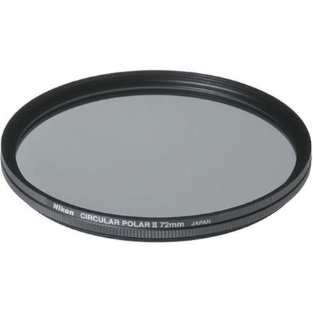 CPL 72mm Circular Polarizing Filter for Nikon 105mm Lens