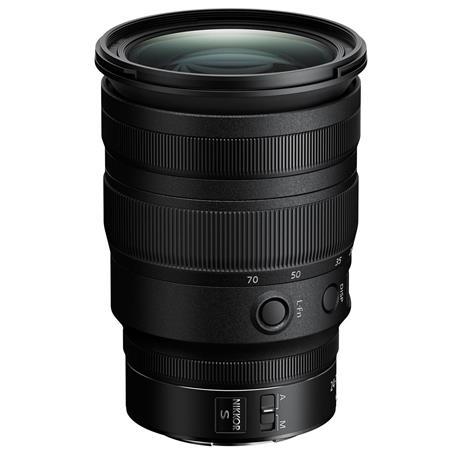 NIKKOR Z 24-70mm f/2.8 S Lens for Z Series Mirrorless Cameras