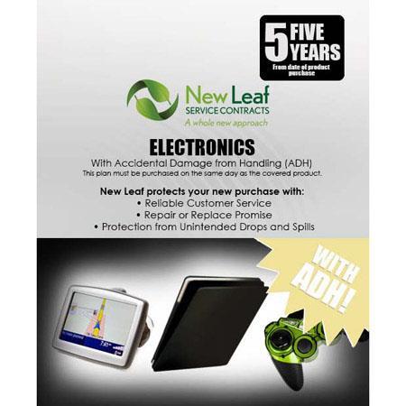 New Leaf PLUS 5yr General Warranty: Picture 1 regular
