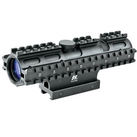 NcSTAR 2-7x32 Rifle Scope: Picture 1 regular