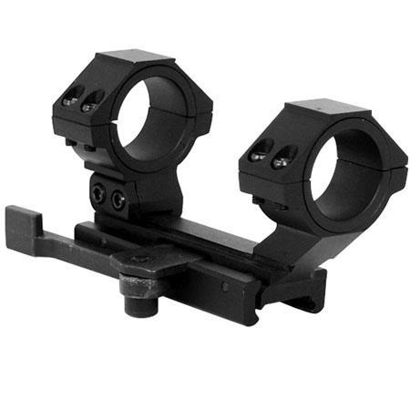 NcSTAR Vism AR Platform QR Weaver Mount / Cantilever Scope Mount Rear Ring  /30mm and 1