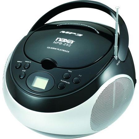 Naxa MP3/CD: Picture 1 regular