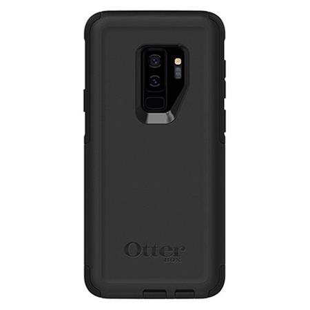 buy popular 4cfd1 89e2d OtterBox Commuter Case for Samsung Galaxy S9 Plus - Black