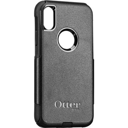 quality design 4ce56 b7517 OtterBox Commuter Case for iPhone X/Xs - Black
