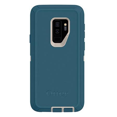 size 40 446fa 4e550 OtterBox Defender Case for Samsung Galaxy S9 Plus - Big Sur Blue