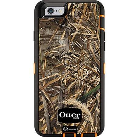 OtterBox Defender Case for iPhone 6/6s, Realtree Max 5