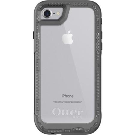 hot sales 8a296 39d37 OtterBox Pursuit Case for iPhone 7/iPhone 8 - Black/Clear