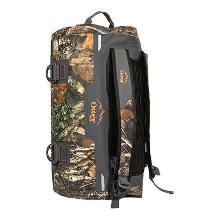 OtterBox Forest Edge Yampa 35 Dry Duffle Bag (Realtree Edge Camo Orange) af1b68950d60a