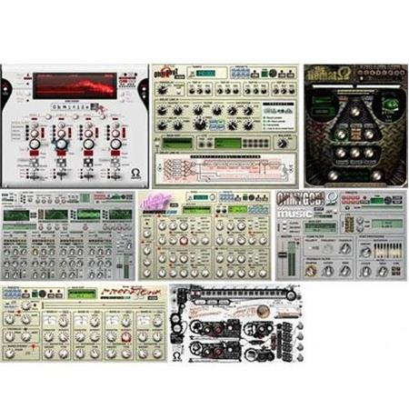 Ohm Force All Virtual Instrument and Software Plug-In Bundle