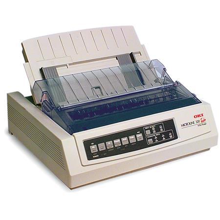 OKI Data Microline T Pin Turbo Dot Matrix Impact Printer For - Invoice printer