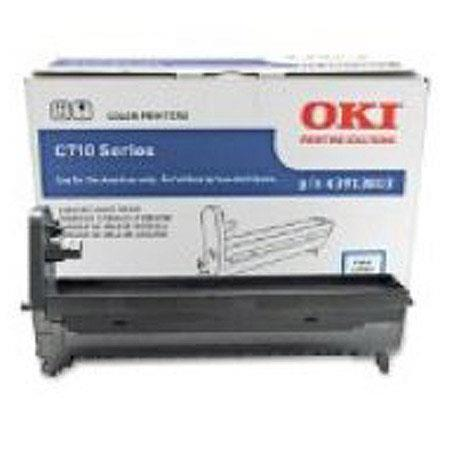 OKI Data 56125704 Image Drum Unit for MPS610c Printer, 20,000 Pages Yield,  Black