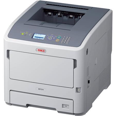 OKI Data B731dn Monochrome Laser Printer