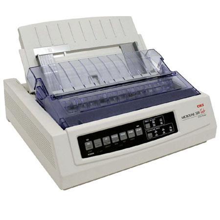 oki data microline 320 turbo serial dot matrix printer 91907101 rh adorama com okidata 320 turbo manual okidata 320 user manual