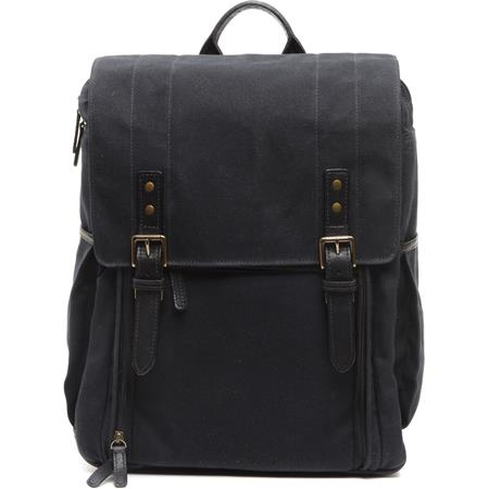 ce3cf287a4a ONA The Camps Bay Leather/Waxed Canvas Backpack for Camera and 17 ...