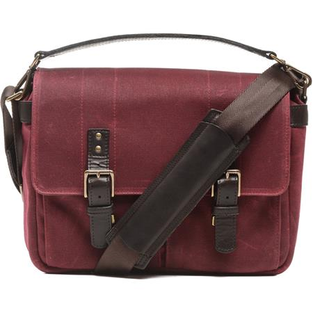 fb8b0a61fecb ONA The Prince Street Leather Waxed Canvas Bag for Camera 11