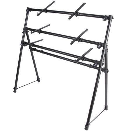 On Stage 3 Tier A Frame Keyboard Stand Ks7903 Adorama
