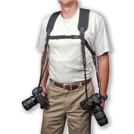 Op/Tech Dual Harness: Picture 1 regular