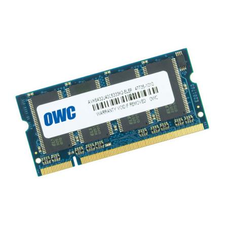 Owc 1gb 333mhz 200 Pin So Dimm Ddr Pc 2700 Memory