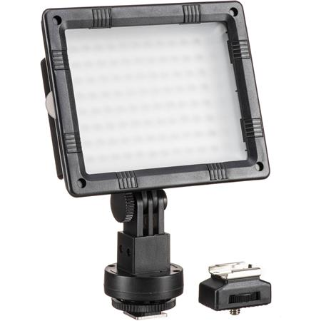 Padcaster Daylight Balanced LED Light with Cold Shoe Adapter