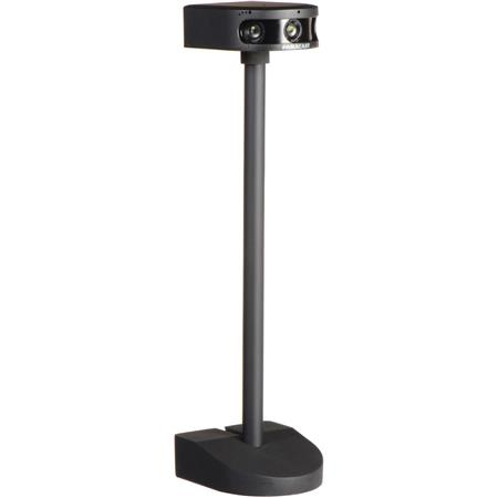 PanaCast 2 Panoramic-4K USB Plug-and-Play Video Camera with Table Stand,  Black