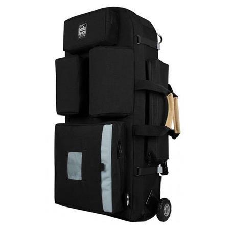 5df70052d025 Porta Brace Rigid-Frame Wheeled Hiker Backpack for Blackmagic URSAMINI,  Black