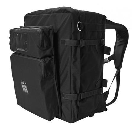 Porta Brace Local Modular Backpack w Pocket, Black BK-3BLC cff4be7c45