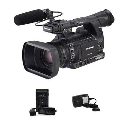 Panasonic AG-AC130A: Picture 1 regular