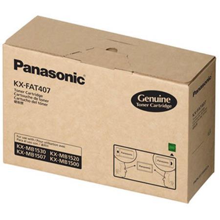 Panasonic KX-FAT407 Toner Cartridge for KX-MB1500 ...