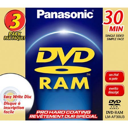 Panasonic 8cm DVD-RAM Disc: Picture 1 regular