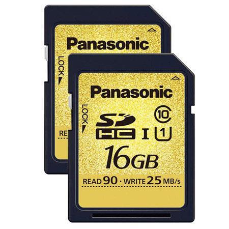 Panasonic 16GB UHS-1 SDHC: Picture 1 regular