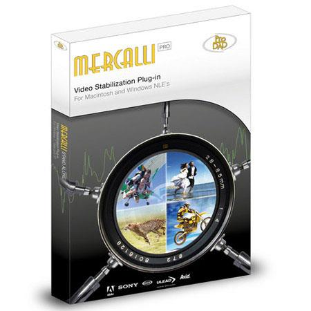 proDAD Mercalli Plugins for Adobe 4.0.278.1 (macOS)