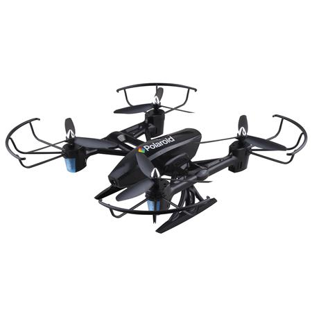 Polaroid PL2500 Quadcopter with Built-In HD 720p Camera & Wi-Fi to Live  Stream, 328' Flight Range, 200' Live Stream Range, Remote Controller  Included,