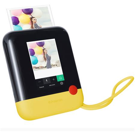 Polaroid POP 20MP Instant Digital Camera with ZINK Printing Technology,  Yellow