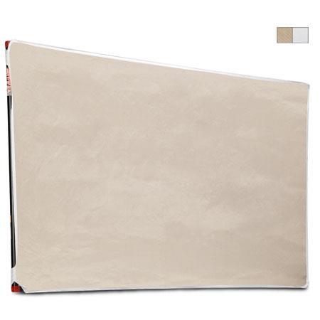 Photoflex Fabric for LitePanel Frame, SunLite/White LP-3972SL