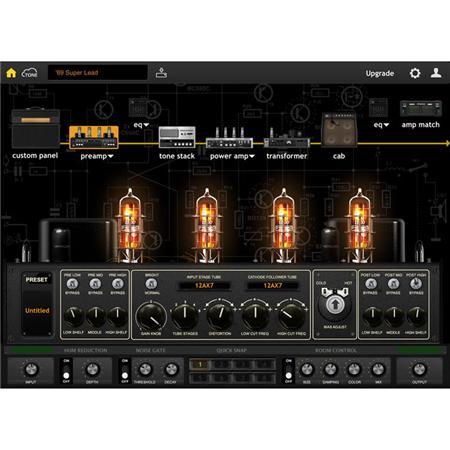 Positive Grid BIAS Amp Desktop Software Plug-In, Electronic Download