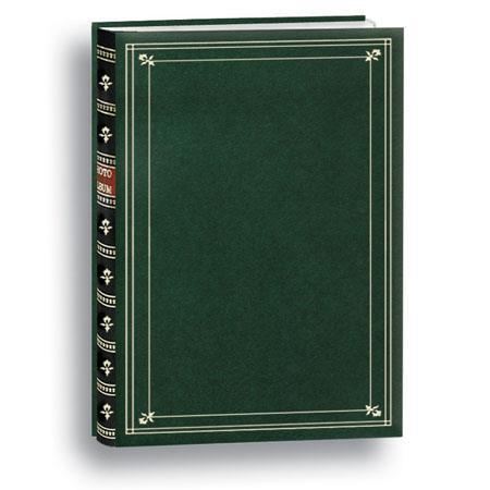 Hunter Green Pioneer Photo Slim Line Post Style Pocket Album