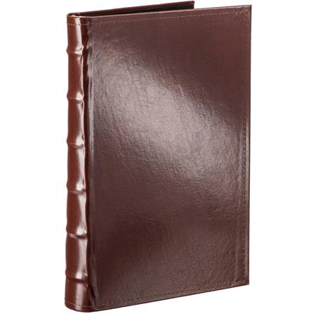 Pioneer Clb346 Brown Sewn Leather Photo Album 4x6 300 Clb346bn