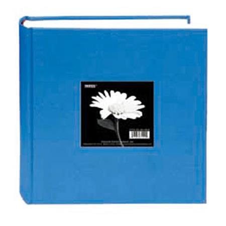 Pioneer Natural Color Photo Album 200 4x6in Sky Blue Da200cbfsb