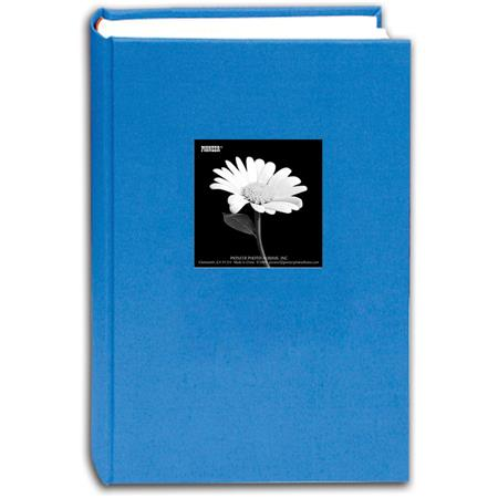 Pioneer Da300cbf Blue Cloth Frame Photo Album 4x6 300 Da300cbfsb