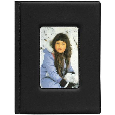 Pioneer Kz46 Black Brag Book Bound Photo Album 4x6 24 Kz46 Black