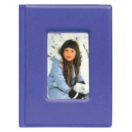 Pioneer Kz46 Blue Brag Book Bound Photo Album 4x6 24 Kz46 Blue