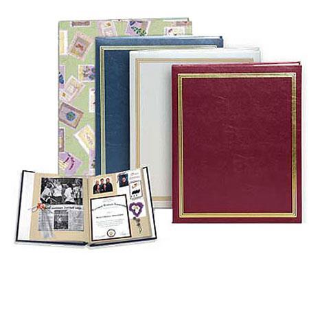 Pioneer Sj100 White Jumbo Family Album 11 X 14 Inch Sj100 White
