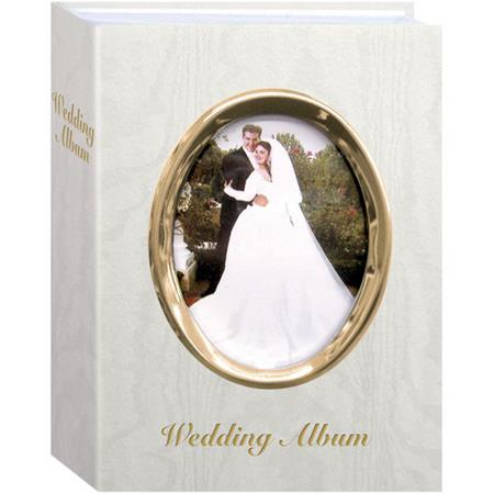 Pioneer Wfm 46 Bound Mini Wedding Photo Album White Hold 100