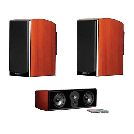 2-pk. Polk Audio LSiM703 Bookshelf Loudspeaker Bundle
