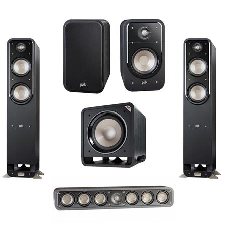 Polk Audio Signature S10 Home Theater Compact Speaker Set