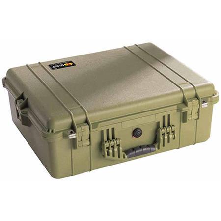 Pelican 1600 Watertight Hard Case without Foam insert ...