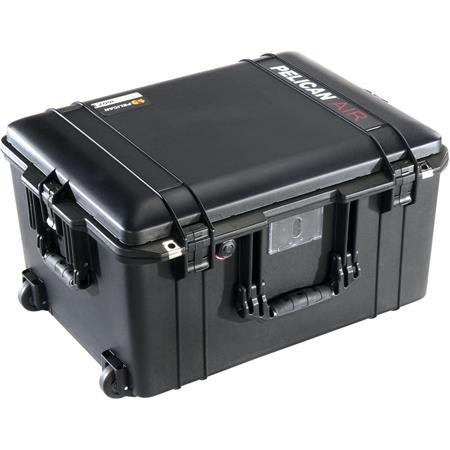 Pelican 1607WD Protector Case with Padded Dividers, Black